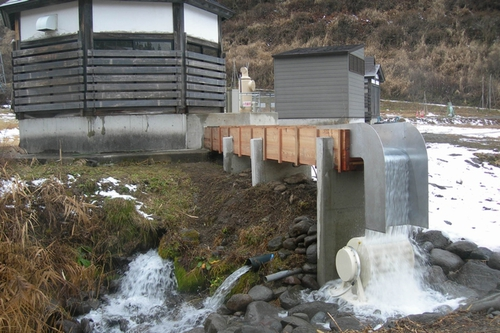 Sakai_village_Small-Scale_Hydropower