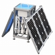 Japan's Solar LED Association Unveils Three Models of Small Solar-Powered Water Purification System