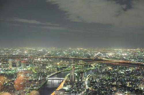 Photo: Tokyo nightscape