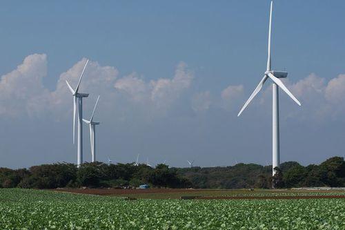 Photo: Wind Power Plant