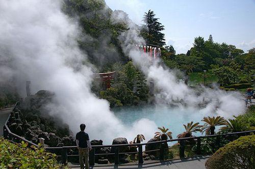 Photo: Beppu Umi-jigoku
