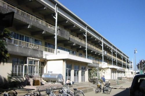 Photo: Rokugo Elementary School