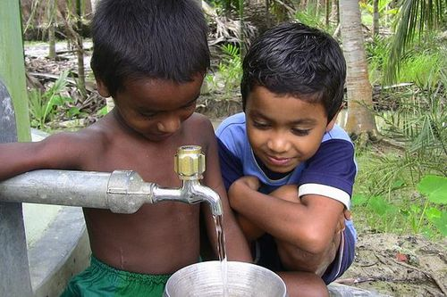 Photo: Clean & Safe Drinking Water
