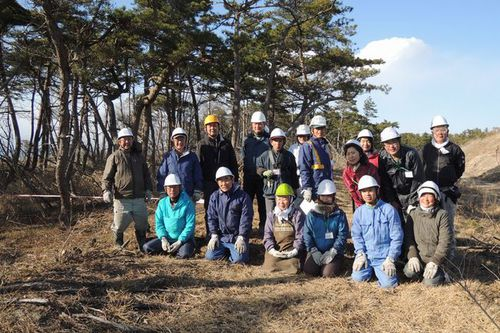 Photo: Watari Green Belt Project