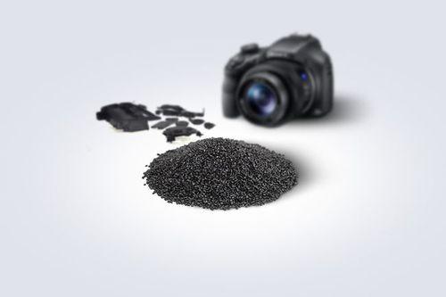 Photo: Flame-Retardant Plastic
