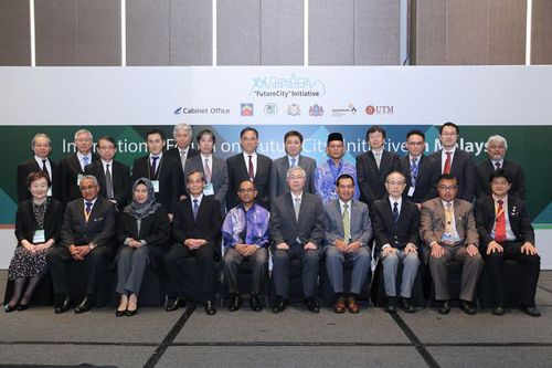 Photo: FutureCity Initiative International Forum