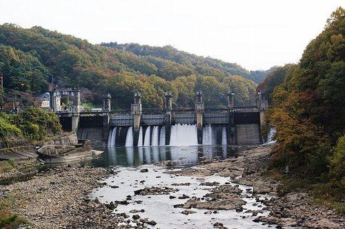 Photo: Horai Dam
