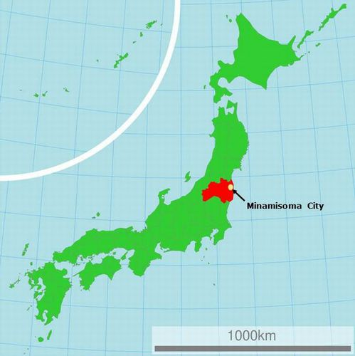 Figure: Minamisoma City