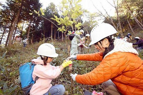 Photo: Nagano Tokyo Gas Forest