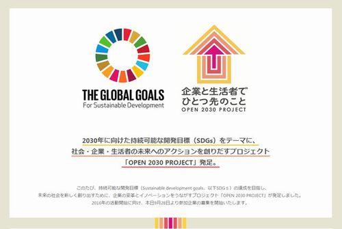 Photo: OPEN 2030 PROJECT website.