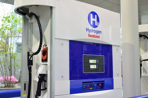 Photo: Hydrogen Station