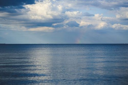 Photo: Sea