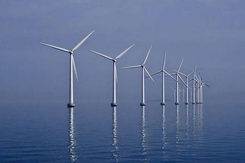 Photo: Middelgrunden wind farm