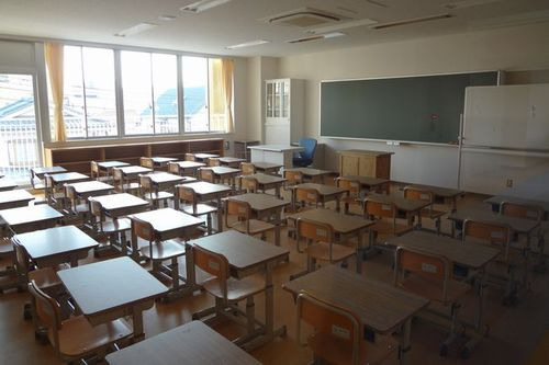 Photo: Classroom