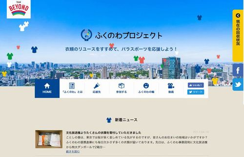 Fukunowa Project website.
