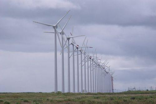 Photo: Windmills In Hokkaido