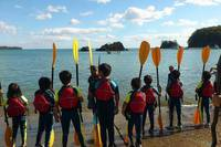 Giving Tohoku Children Opportunities to Enjoy the Sea
