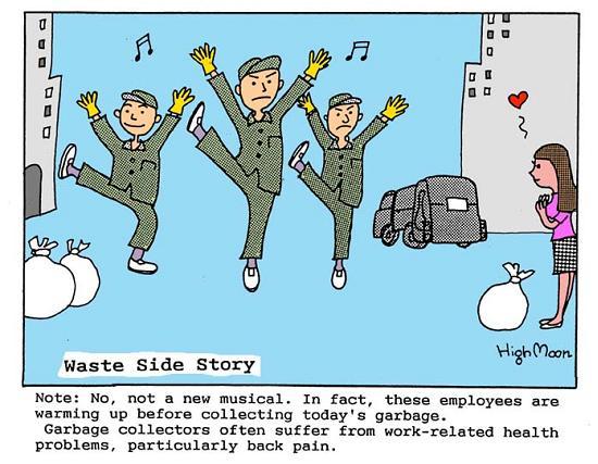 JFS/Waste Side Story