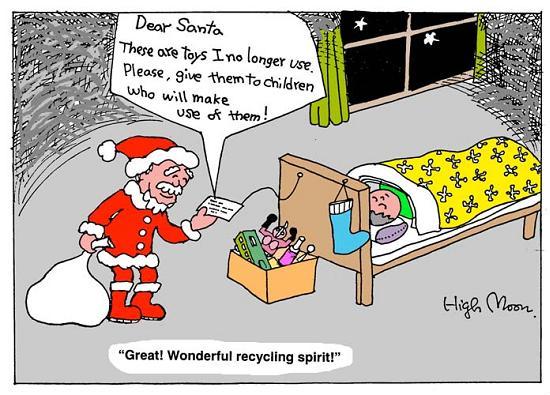 JFS/Great! Wonderful Recycling Spirit!