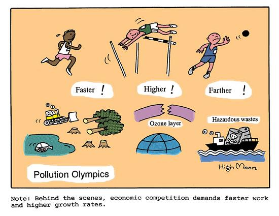 JFS/Pollution Olympics