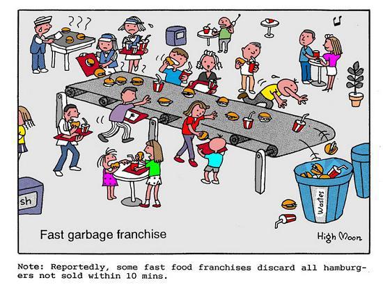 JFS/Fast Garbage Franchise
