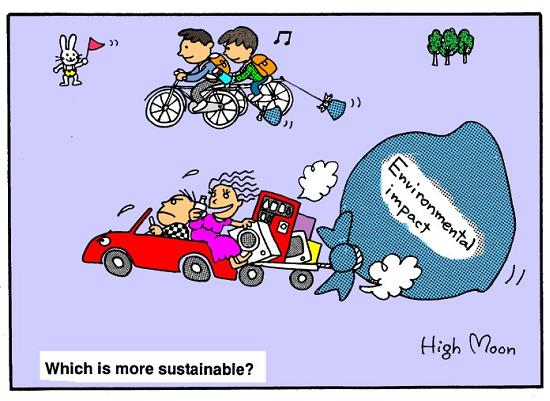 JFS/Which Is More Sustainable?