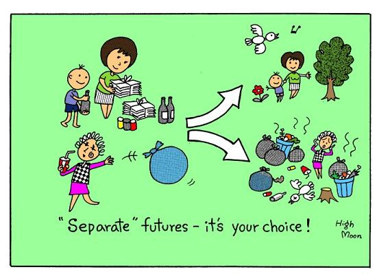JFS/Separate Futures - It's Your Choice!