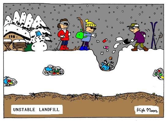 JFS/Unstable Landfill