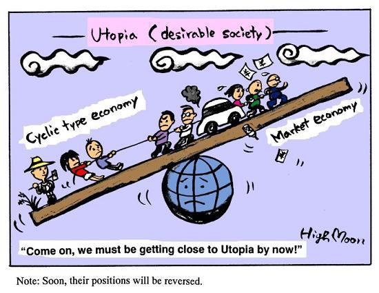 JFS/Utopia (Desirable Society)
