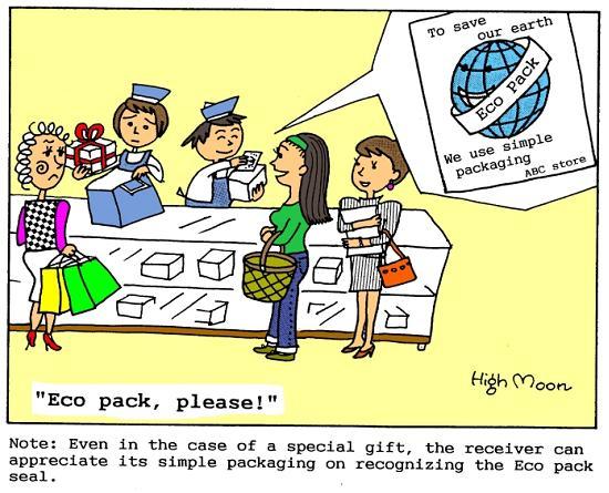 JFS/Eco Pack, Please!