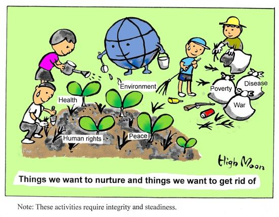 JFS/Things We Want to Nurture