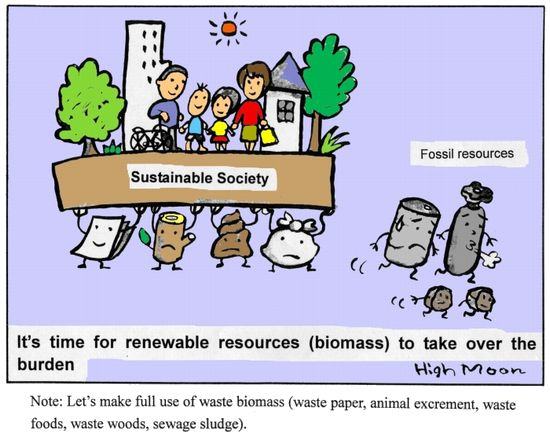 Biomass Society Japan For Sustainability