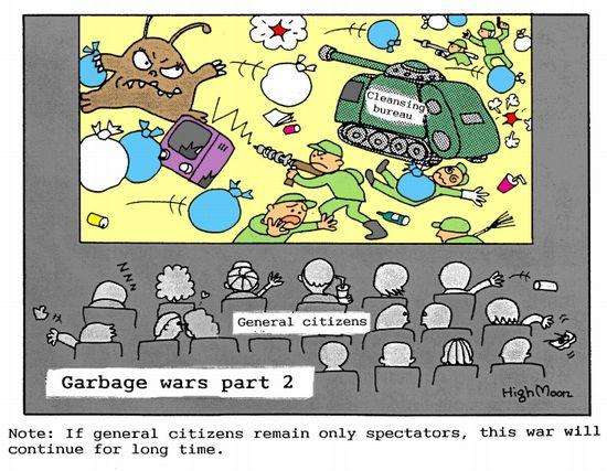 JFS/Garbage Wars Part 2