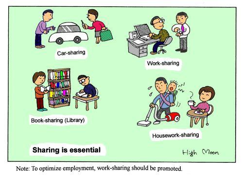 JFS/Sharing is essential