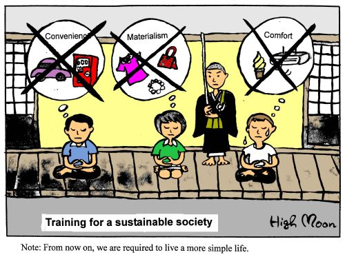 JFS/Training for a sustainable society