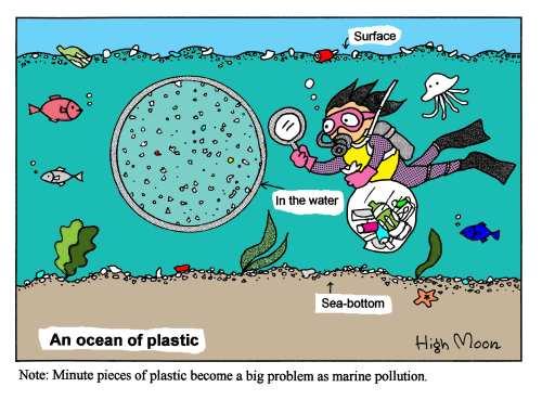 JFS/An ocean of plastic