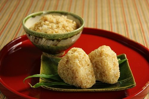 Photo: Ginger Rice