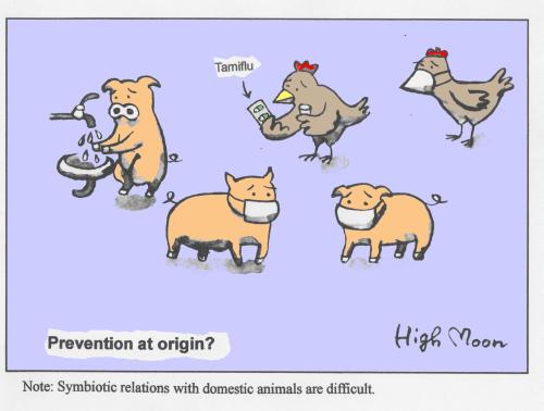 Prevention at origin?