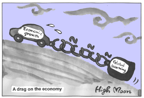 A drag on the economy