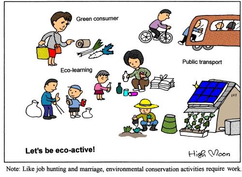 JFS/Let's be eco-active!