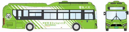 Image of Solar-Powered Electric Buses