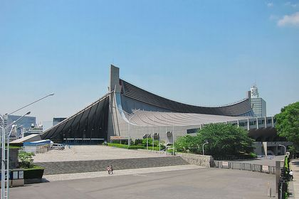 Photo: Yoyogi National First Gymnasium