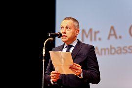 Photo: Ambassador A. Carsten Damsgaard