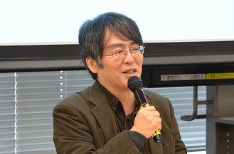 Photo: Yoshinori Hiroi