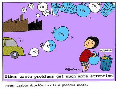 Manga: Other waste problems