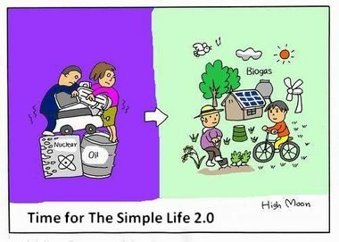 Manga: Time for The Simple Life 2.0