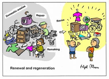 Manga: Renewal and regeneration