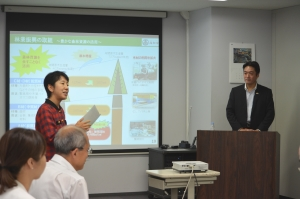 Photo: Cross-industrial study meeting by e's Future Co-Creation Forum