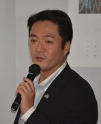 Photo: Masanao Ozaki, Governor of Kochi Prefecture