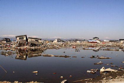 Photo: Great East Japan Earthquake in 2011